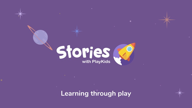 PlayKids Stories: Learn ABC