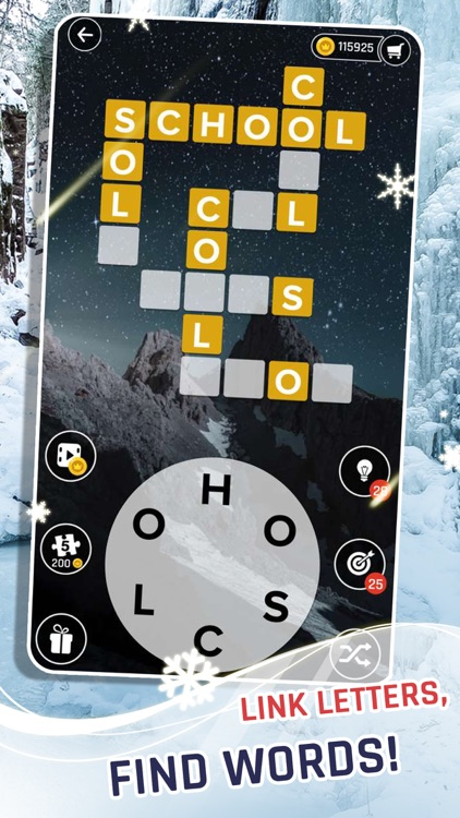 Word Vista: Puzzle of Bliss screenshot-3
