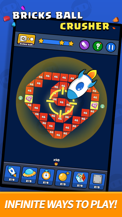 Bricks Ball Crusher screenshot 4