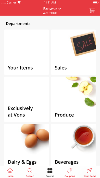Vons Rush Delivery wiki review and how to guide