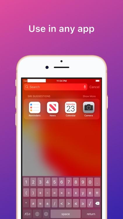 Numboard Premium screenshot-3