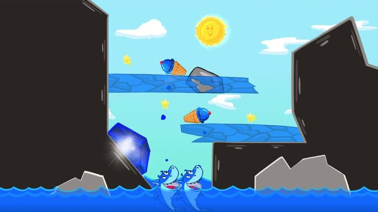 Ice Cream Mixer: Shark Games L screenshot-4