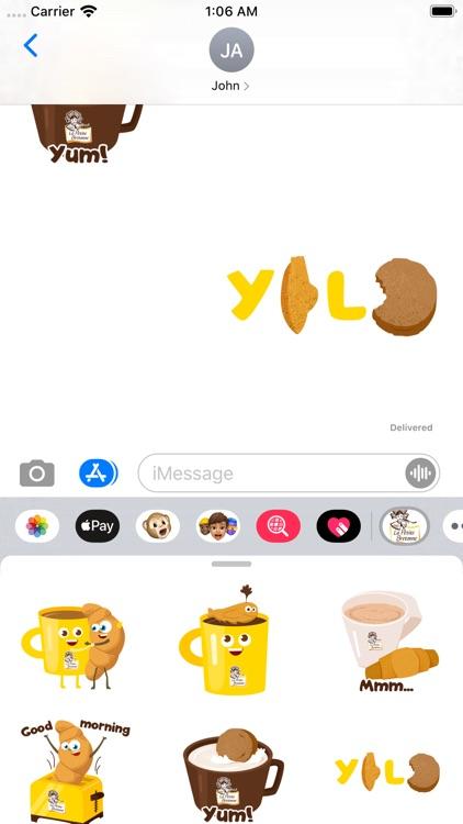 La Petite Bretonne Emojis screenshot-3
