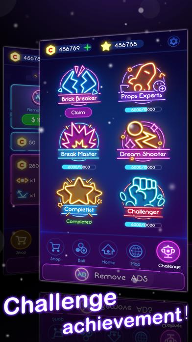 Crystal Blast - Brick Balls screenshot 5