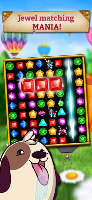 Download Jewel Mania Free  Wallpapers