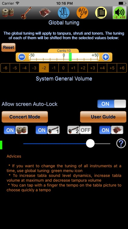 iTabla Pandit Professional screenshot-3