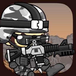 Soldier 2D: Metal Shooter