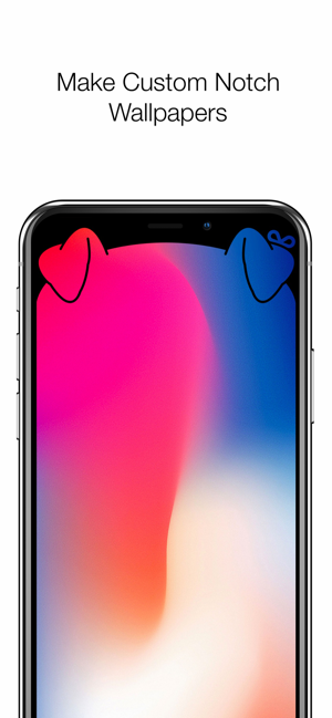 Notch Wallpapers Maker On The App Store