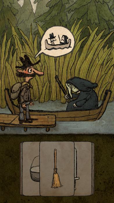 Скриншот №7 к Pilgrims Пилигримы