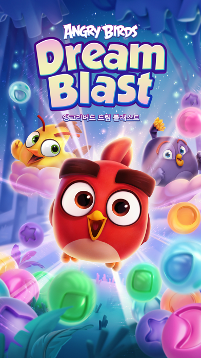 Angry Birds Dream Blast for Windows