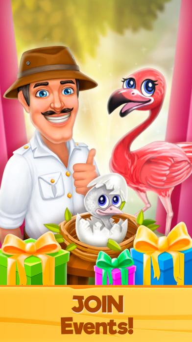 Zoo Rescue: Match 3 & Animals screenshot four