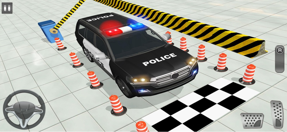 Advance Police Parking Game Cheat Codes