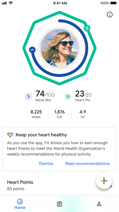 Download Google Fit – Activity Tracker for Android