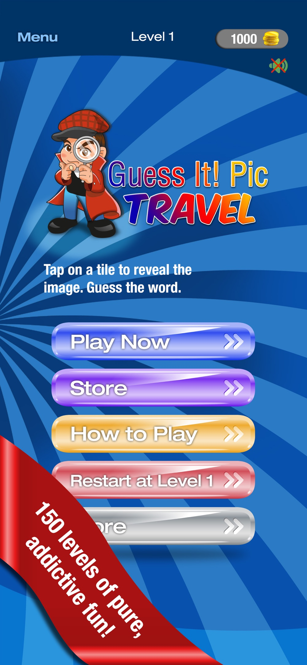 Guess It! Pic Travel Word Game hack tool