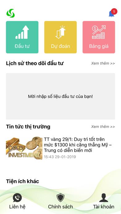 Download Đầu tư Vàng for Android
