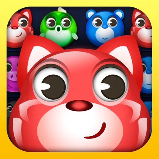 Pop Cube - Animal Tap Tap Game