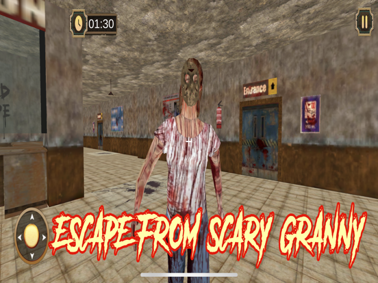 Scary Neighbor Granny House 3D screenshot 10