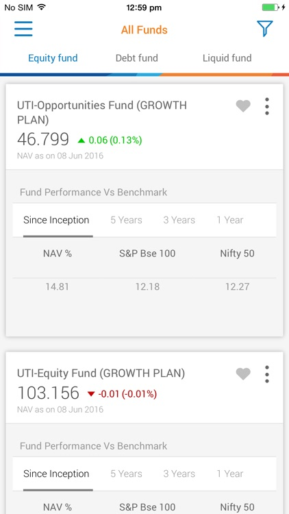 UTI Mutual Fund screenshot-4