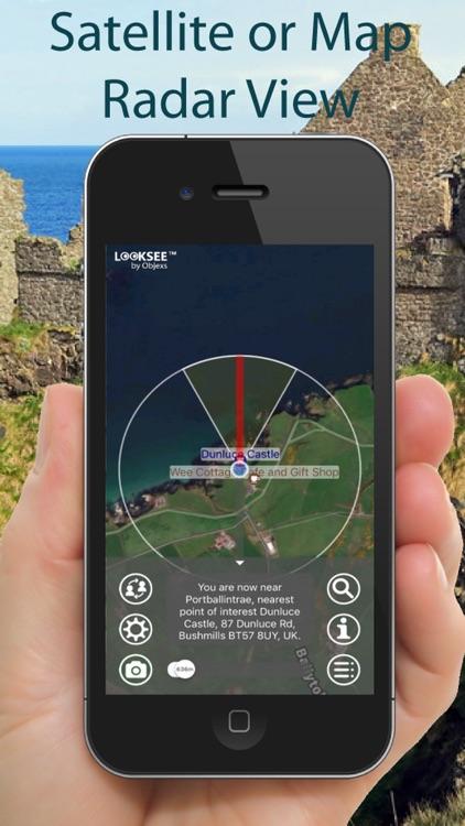 Northern Ireland Looksee AR screenshot-8