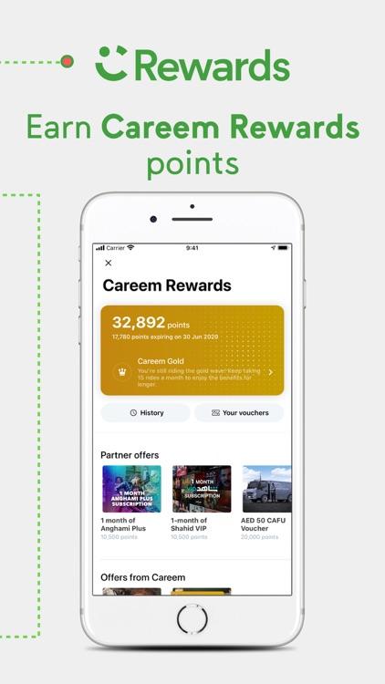 Careem - Rides, Food, Delivery screenshot-6