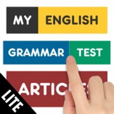 Activities of Articles - Grammar Test LITE