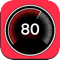App Icon for GPS速度計 - 數字速度追踪器 Speed Pro App in Hong Kong App Store