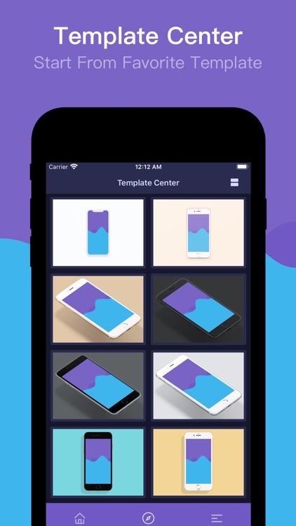 OneScreen - Make Custom Mockup screenshot-7