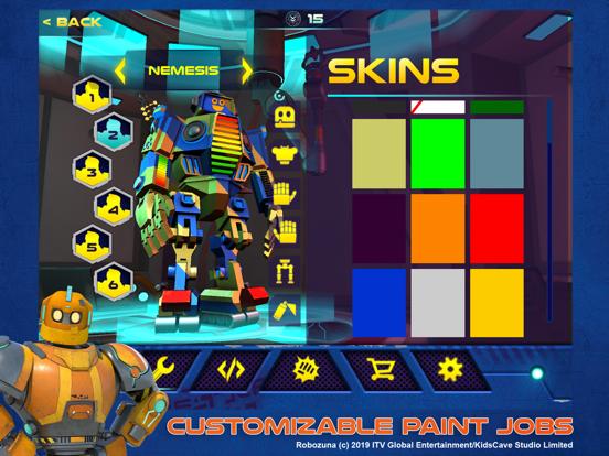 Robozuna screenshot 7