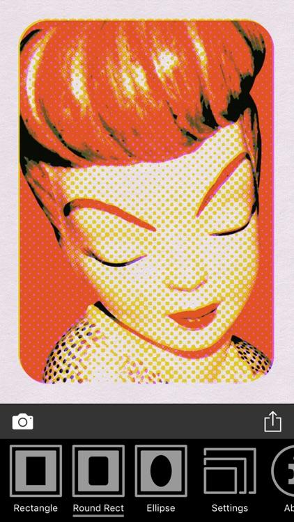 Printed - Vintage Design Photo