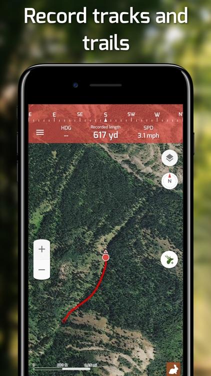 Hunting Points: GPS Hunt Maps screenshot-5