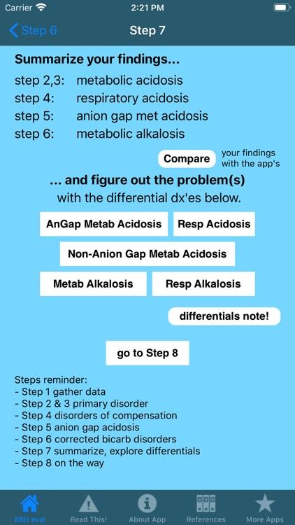 ABG Acid-Base eval screenshot-3