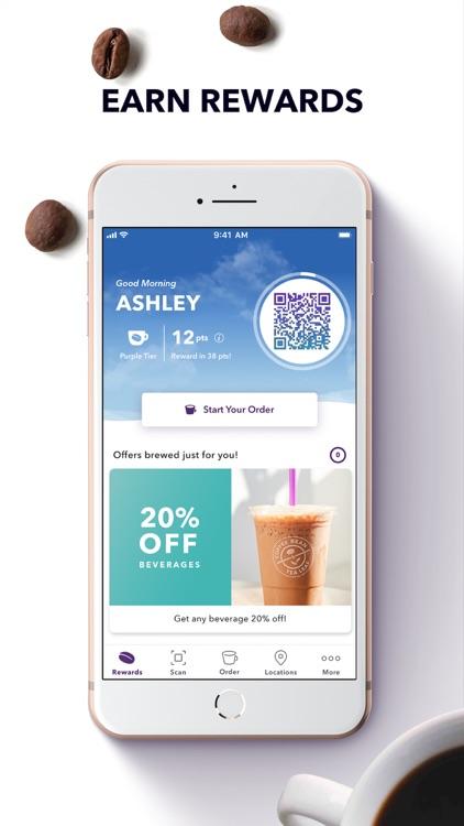 The Coffee Bean® Rewards screenshot-0
