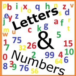Letter And Number
