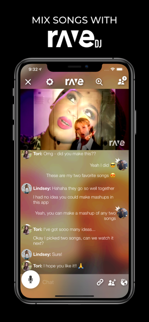 ‎Rave – Watch Together Screenshot