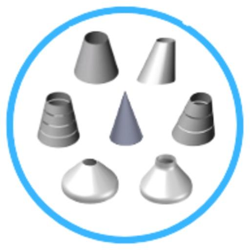 Cones Calculator icon