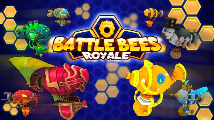 Battle Bees Royale screenshot-0