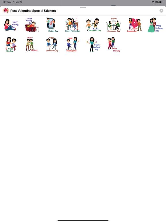 Post Valentine Special Sticker screenshot 4