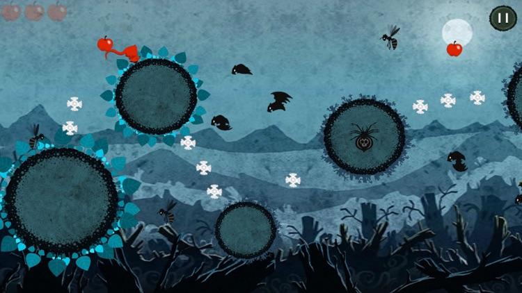 小紅帽歷險記:暗黑風格的跳躍冒險遊戲 screenshot-3