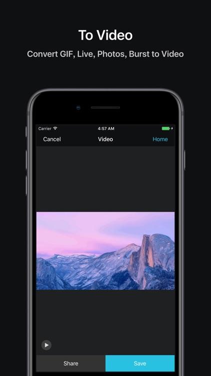 Pixact - Make GIF & Live screenshot-5