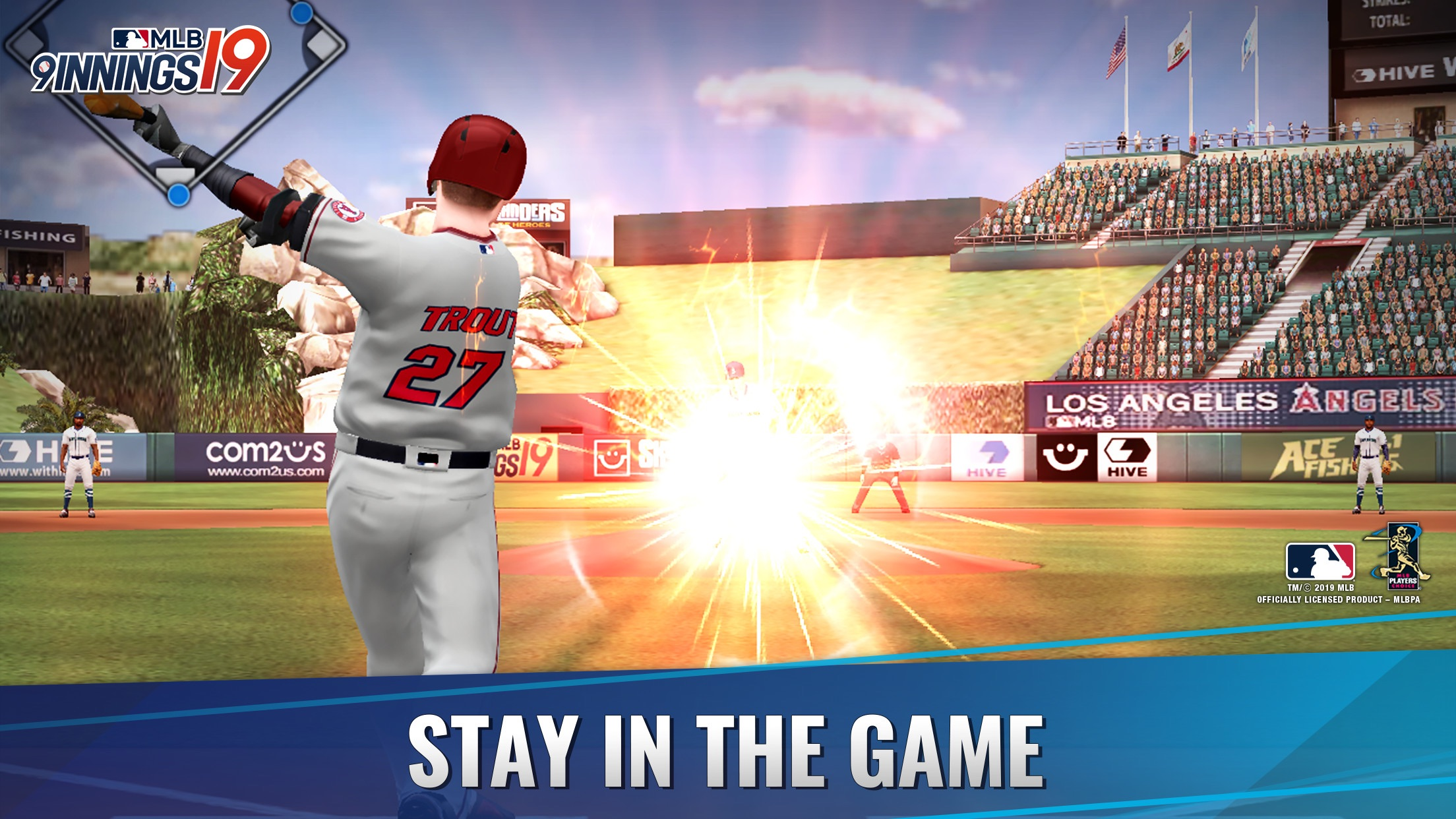 MLB 9 Innings 19 Screenshot