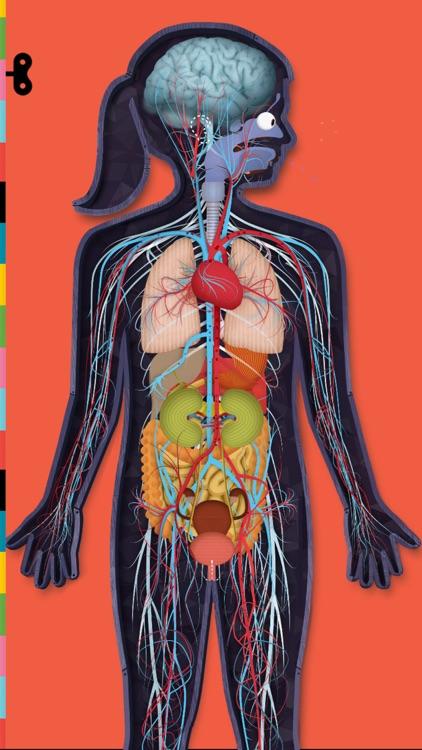 The Human Body by Tinybop screenshot-3
