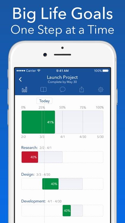Strides: Goal & Habit Tracker screenshot-6