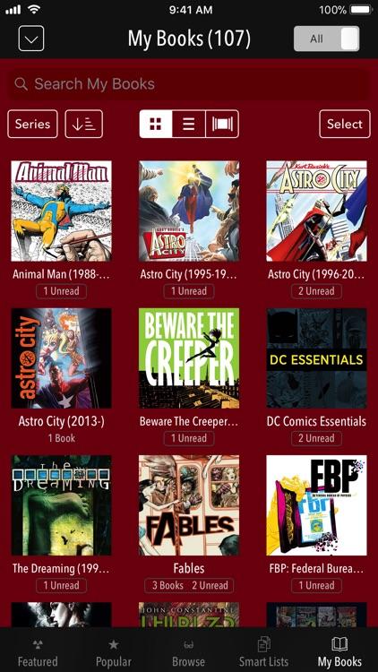 Vertigo Comics screenshot-3