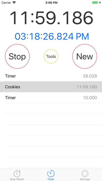 Stop Watch screenshot-3