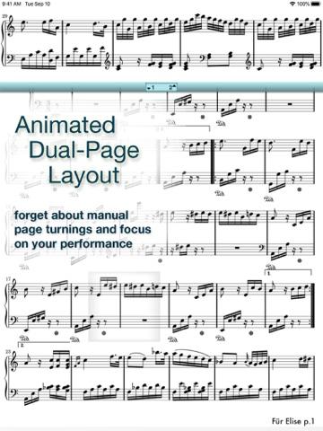 Calypso Score - Sheet Music - náhled