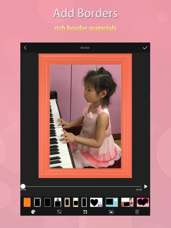 Videdit - Handy Video Editor Screenshots