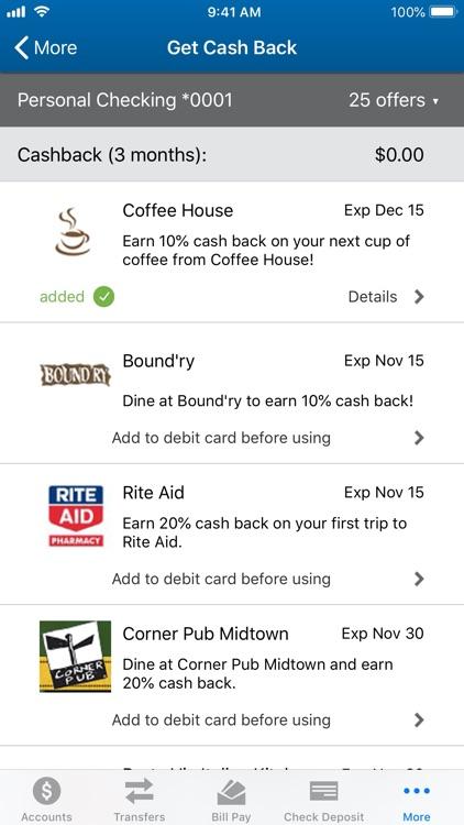 Cambridge Savings Bank screenshot-6