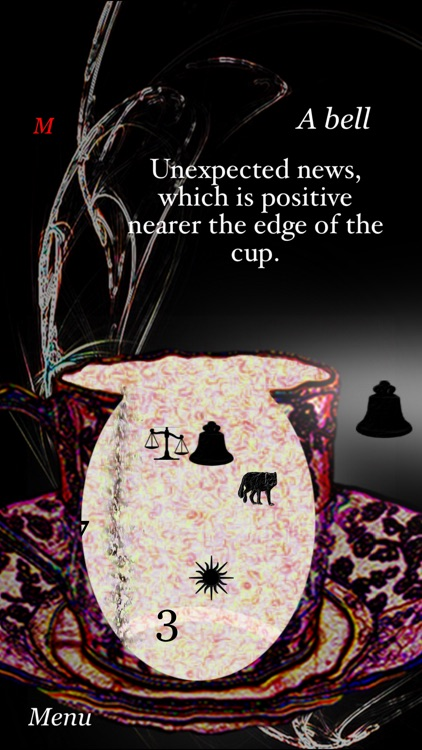 My coffee divination