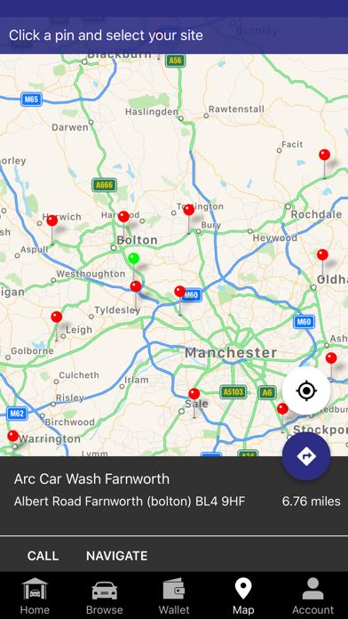 IMO Car Wash UK screenshot three