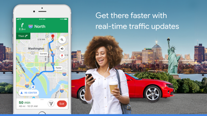 Google Maps - Transit & Food wiki review and how to guide